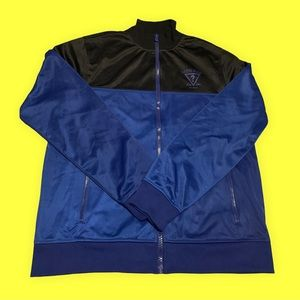 Guess Jeans Los Angeles Zip Up Track Jacket
